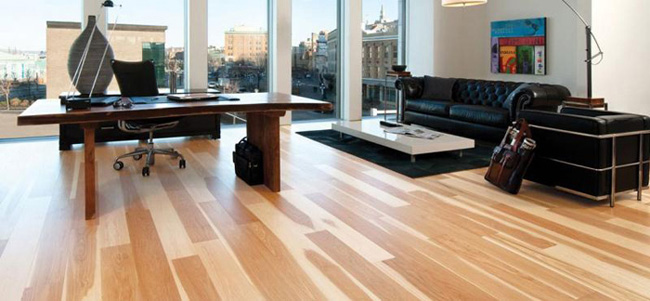Wood Floor new york